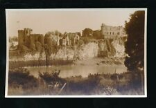 Wales Mon Monmouthshire CHEPSTOW Castle Judges Proof  #276 photo