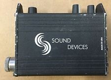 Sound Devices MixPre Compact Field Mixer