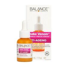 Wrinkle Free Serum Balance Active Formula - Women Brand New 30ml