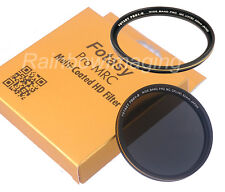 52mm MRC Nano Multi-Resistant Coating UV +CPL Polarizing Filter Canon Nikon Lens