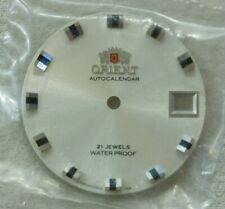 QUADRANTE BIANCO - WHITE DIAL (diam. 27,90 mm) - Orient 1742 ( 22544 - 159)