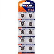 10 x AG13 LR44 SR44 L1154 357 A76 Toy Watch batteries button cells ORIGINAL
