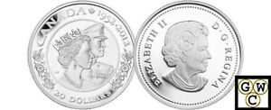 2012 Queen Elizabeth II and Prince Philip Double-Effigy Silver Fine(NT) (12898)