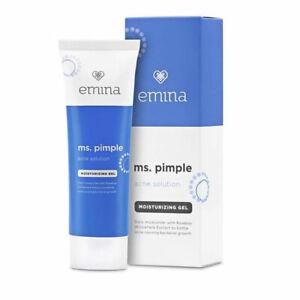 [EMINA] Ms. Pimple Rosebay Willowherb SPF 15 Acne Prone Moisturizing Gel 20ml