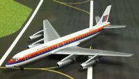 Aeroclassics ACN8005U United DC-8-21 Saul Bass N8005U Diecast 1/400 Jet Model