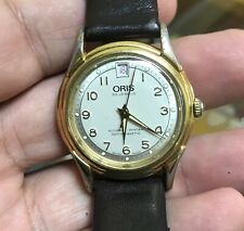 Vintage ORIS automatic watch working condition