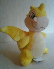 """Scorchio Plush Yellow 4.25"""" 2004 Neopets"""