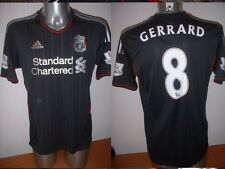 Liverpool GERRARD Adidas Small Football Soccer Jersey Shirt England LA Galaxy
