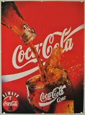 Affiche COCA COLA ALWAYS Ann.'90 - 116x157 cm