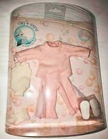 "HELEN KISH OUTFIT ""CASUAL PINK"" KISH + CO RILEY'S WORLD FITS 7.5"" DOLL NEW MINT"