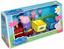 Peppa Pig Grandpa's Train Vehicle Toy Playset