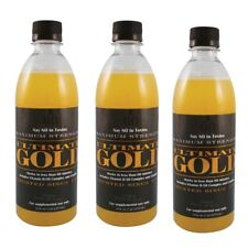 3X ULTIMATE GOLD 16 OZ DETOX DRINK Works in One Hour! Detoxify,Cleans Impurities