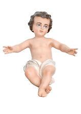 Statua Bambino Gesù in Resina cm. 27