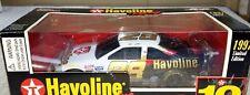 Vtg Racing Champions #28 Ernie Irvan Havoline 1997 T-bird NASCAR 1:24 Diecast