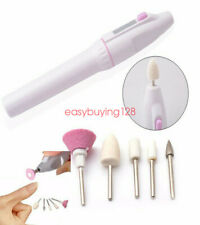 Nail Art File Drill Electric Manicure Tips Toe Buffing Grinder Polisher Tools 99