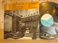 Bach Cantatas Vol.12 Nos.36 & 57 RAMIN ETERNA LP 820527 NM GREEN/WHITE