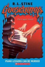 Goosebumps: Piano Lessons Can Be Murder