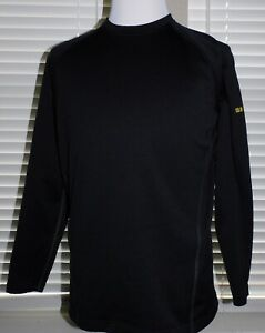 Men's UNDER ARMOUR Cold Gear Fitted Base 3.0 Layer Crew Long Sleeve Shirt XL