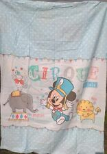 housse de couette DISNEY BABY'S mickey circus