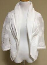 KIM BERNARDIN  Semi Sheer Jacket M