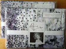 KYLIE AT HOME Housewife Pillowcase PAIR New MARISA MAUVE