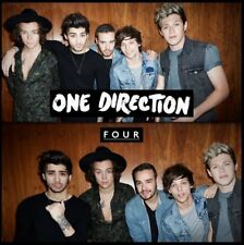 One Direction - Four (2014 Cd Album)