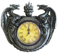 GUARDIANS of CHRONOS   Dragon Clock (Hangs on the wall)  DWK   Statue    L10''