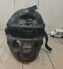 Cooper MacGregor Baseball Catchers Mask Helmet Size Medium black