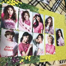 #TWICE3 TWICE 3 official photocard 9 set A ver.