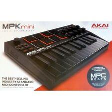 More details for akai mpk mini 3 mk3 professional 25-key studio midi keyboard controller