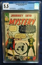 Journey Into Mystery #94 - CGC 5.5 - Off-White To White Pages - Thor - LOKI