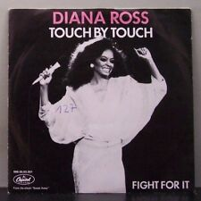 """(o) Diana Ross - Touch By Touch (7"""" Single)"""