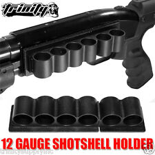 TRINITY 12 Gauge shell holder black fit Remington 870 shotgun accessories new.