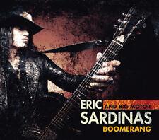 Eric Sardinas & Big Motor - Boomerang [New CD] Digipack Packaging