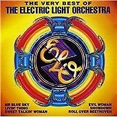 THE VERY BEST OF THE ELECTRIC LIGHT ORCHESTRA - GREATEST HITS CD - MR BLUE SKY