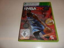 XBox 360  NBA 2K15
