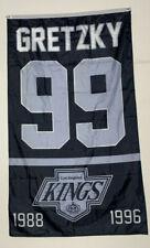 Wayne Gretzky banner flag 3X5'