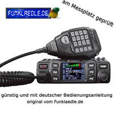 CRT MICRON U/V 2m/70cm Amateur-Mobilgerät mit Farbdisplay und vielen Funktionen