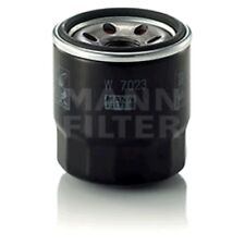 Mann W7023 Oil Filter Spin On 79mm Height 66mm Outer Diameter Service