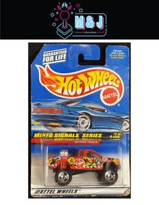 Hot Wheels Mattel Nissan Truck Mixed Signals Series No 3/4 *Rare* (Aus Seller)