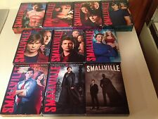Smallville Complete DVD Set Seasons 1-10