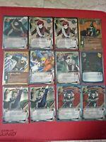 Naruto Series 9 lot - The Chosen (card game, collectible, ccg, tcg)