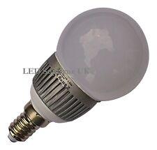 E14 SES 12 SMD LED 3.5W 180LM Warm White Globe Bulb ~40W