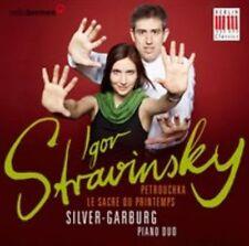 Silver-Garburg Piano-Duo - Petruschka/Le Sacre du Printemps .