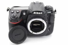 NIKON D300 12.3MP 3''Screeen Digital SLR Camera BODY w/ Accessories