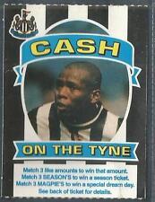 NEWCASTLE UNITED-CASH ON THE TYNE-1997-FAUSTINO ASPRILLA