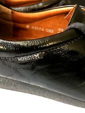 MEPHISTO, Women Shoes, Size 6.5, Colour Black, Leather, Made In France.