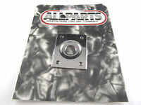 Nickel Rectangular Jackplate for Gibson, Les Paul, and Epiphone Guitars