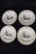 """Set of 4 MINT Rosenthal Sanssouci Hoeroldt-Arkadien ARCADIA 10"""" Lg Dinner Plates"""