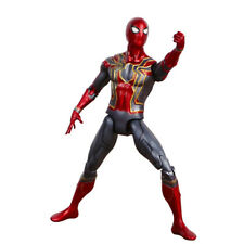 Joint Avenger 3 Infinity War Iron Spiderman Spider-Man Action Figure 7'' Loose